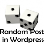 Create Random Posts Section without using Plugins