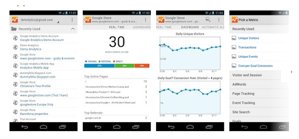 Top 15 Android Apps for Bloggers