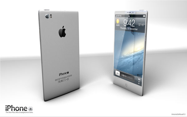 iPhone 5 Rumor