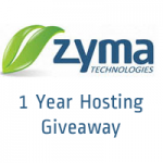 Giveaway#6: Win 3 Zyma Web Hosting Accounts For 1 Year