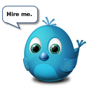 Getting Jobs Through Twitter
