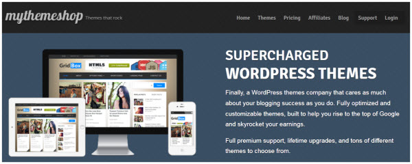 High Quality Responsive WordPress Themes