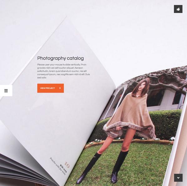 Flat – Responsive Portfolio Theme