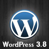 WordPress 3.8 Update